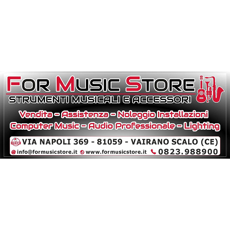 For Music Store